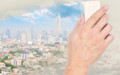 Un bilan positif pour qualité de l'air en 2015