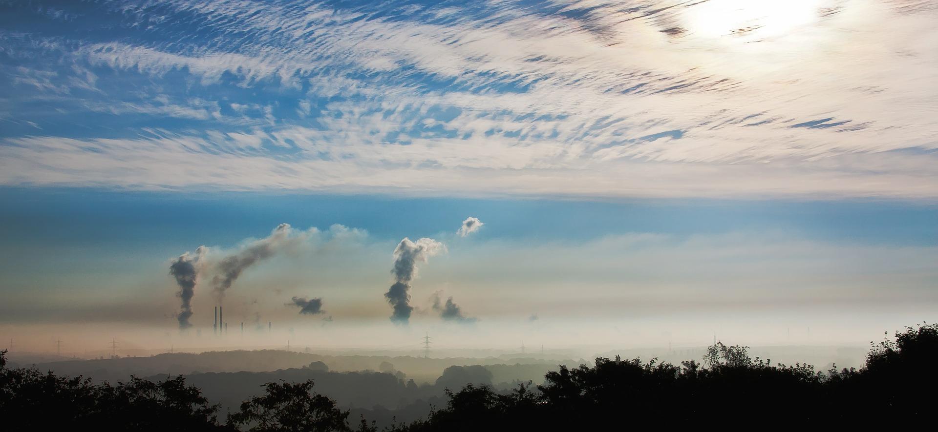 Qualité de l'air, particules fines